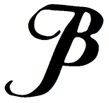 Jesse-James Bentley Monogrammed Logo